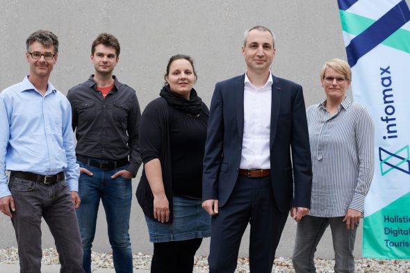Management der infomax websolutions GmbH