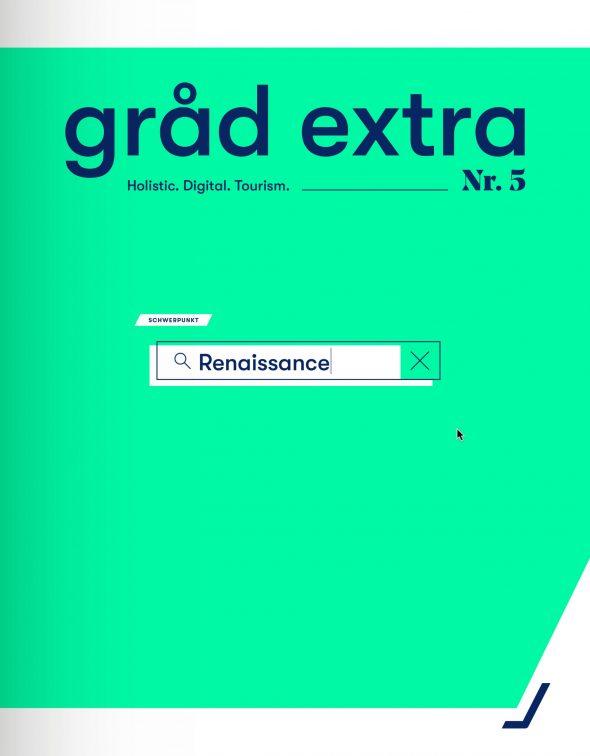 Magazin gråd extra | Ausgabe 5 | 2020